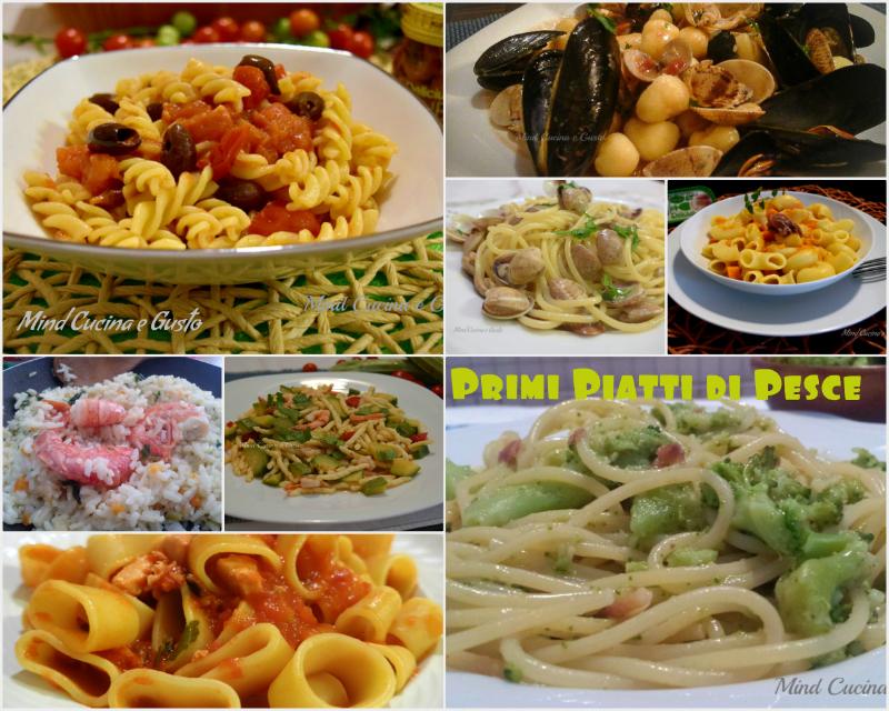 Primi piatti di pesce mind cucina e gusto for Cucina primi piatti di pesce