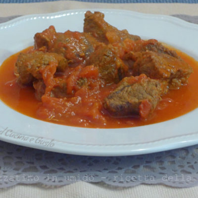 Spezzatino in umido - ricetta della nonna