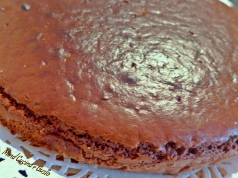 Torta al cioccolato golosa senza burro