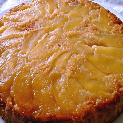 Tarte tatin - torta di mele rovesciata