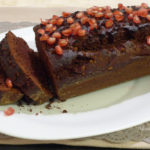 Plumcake melograno e cioccolato