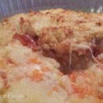 Sformato di patate e zucca