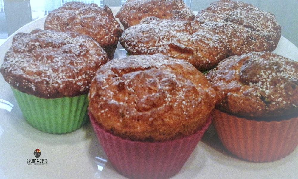 Muffin rose del deserto