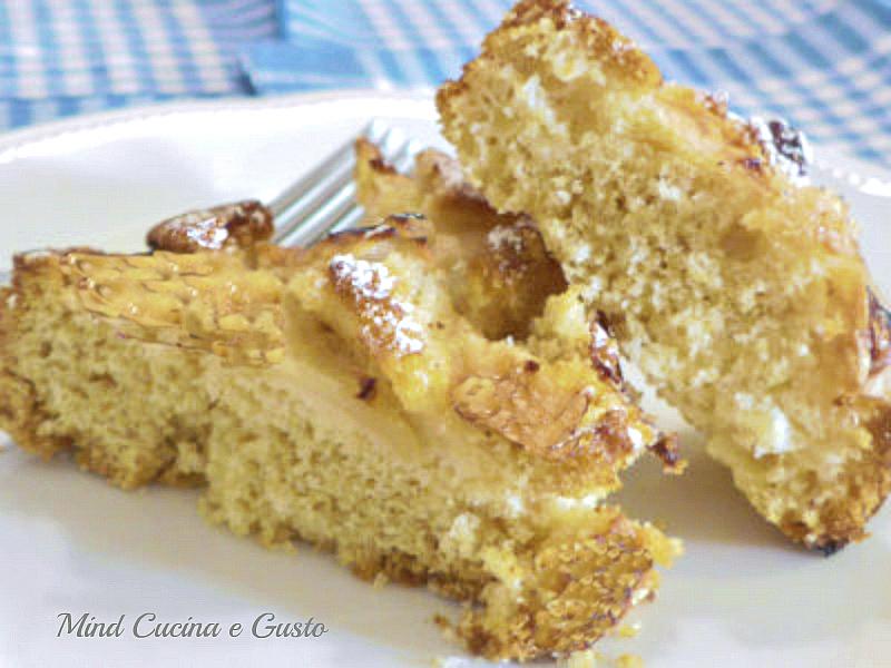 torta di mele campagnola