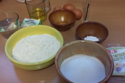 Chiffon Cake la torta morbidissima ingredienti