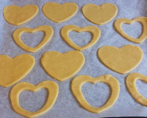 forme biscotti