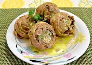 carciofi alla romana ricetta tradizionale