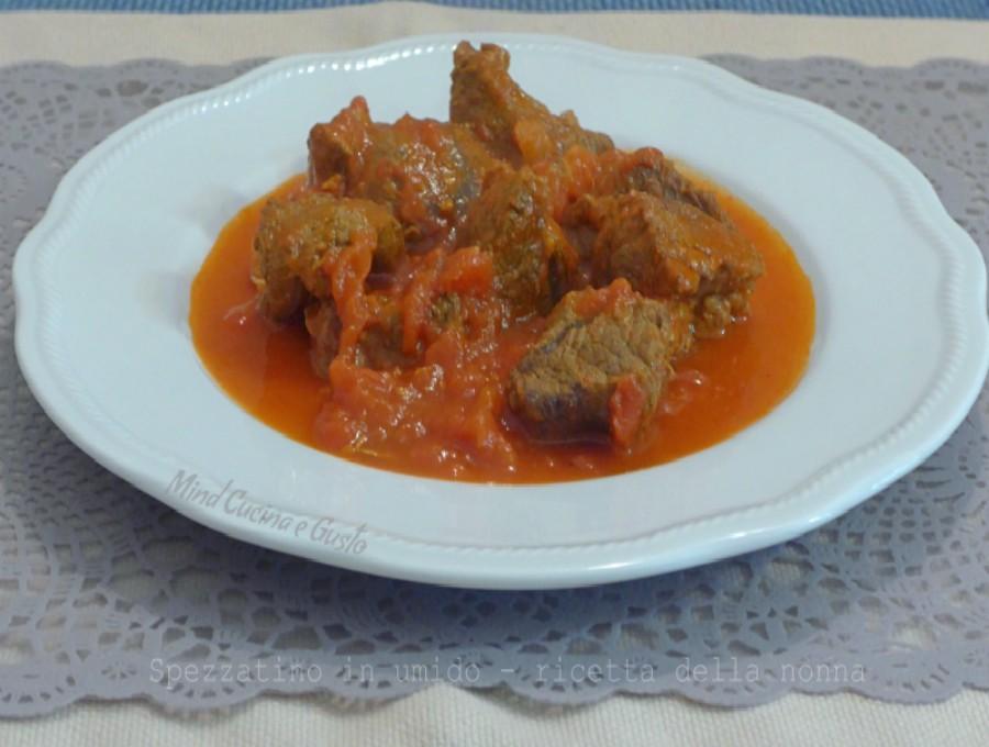 Spezzatino in umido – ricetta della nonna