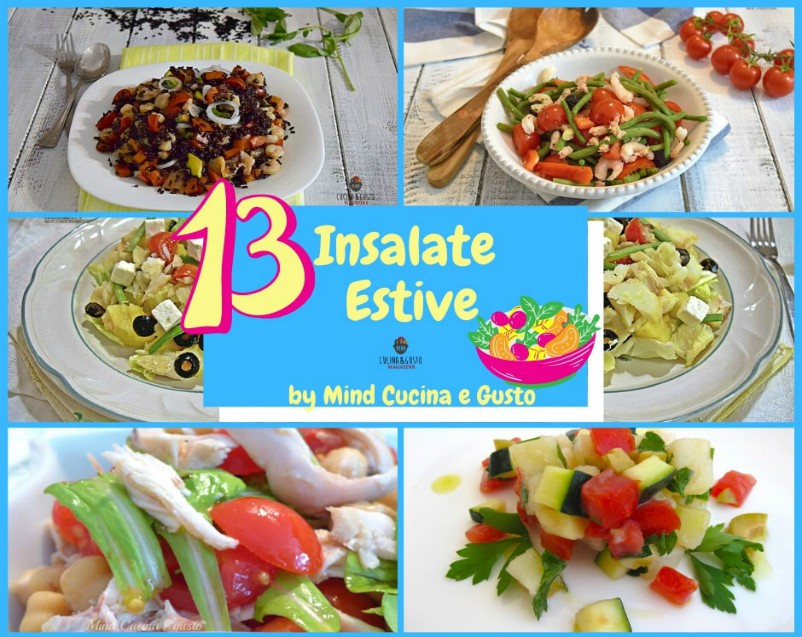 13 insalate estive – ricette facili