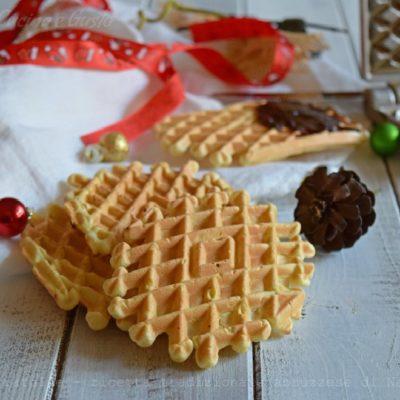 Ferratelle - ricetta tradizionale abruzzese di Natale