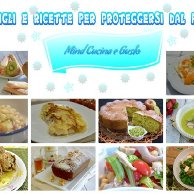 Consigli e ricette per proteggersi dal freddo