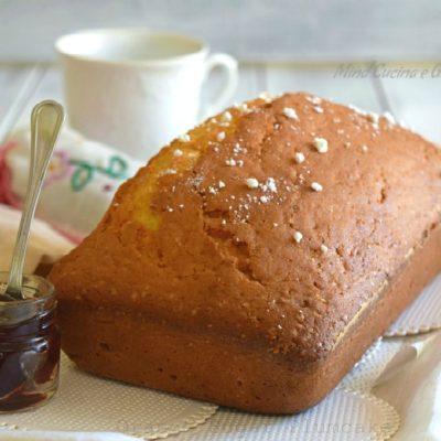 Orange Sugar Plumcake