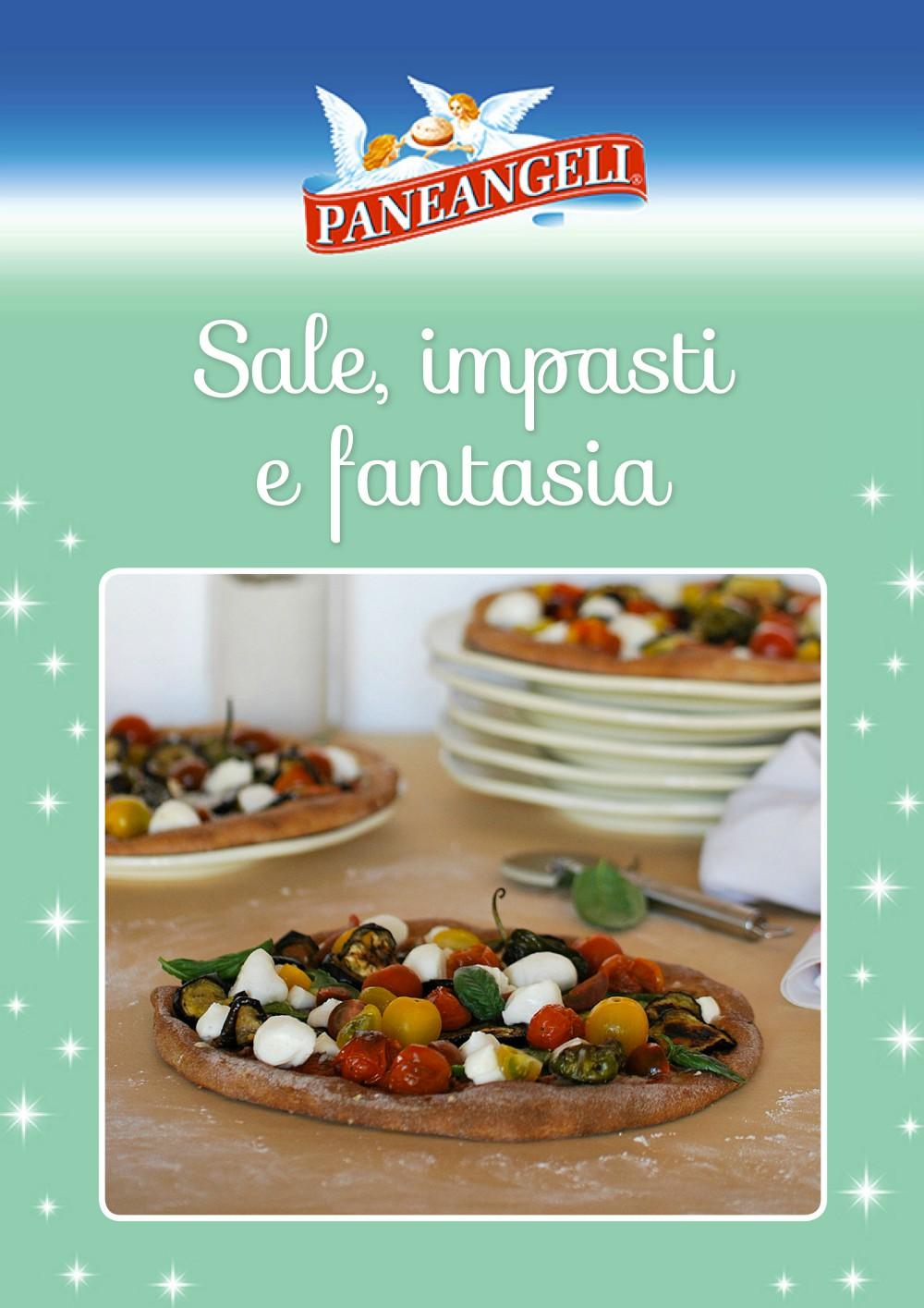 Ebook online ricette salate di PANEANGELI