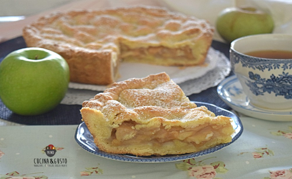 Apple Pie ricetta golosa