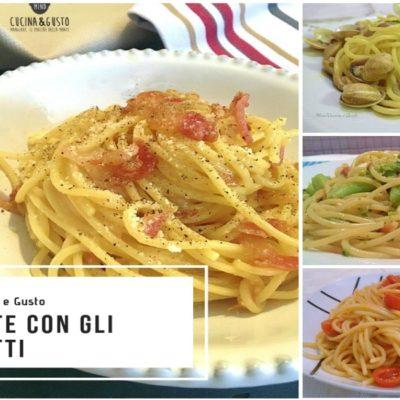 ricette con gli spaghetti