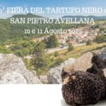 San Pietro Avellana 30° Fiera del Tartufo Nero tanti gli eventi gustosi da assaporare.