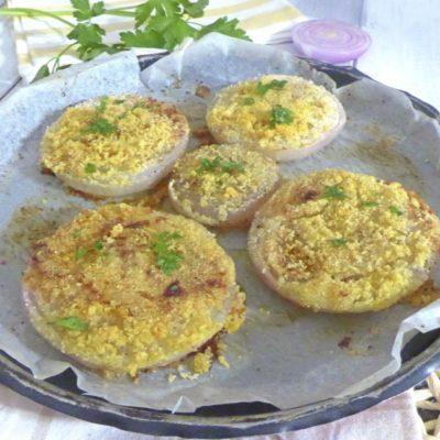 Cipolle al forno gratinate - ricetta facile