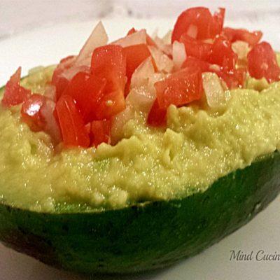 Salsa guacamole senza cottura - ricetta facile