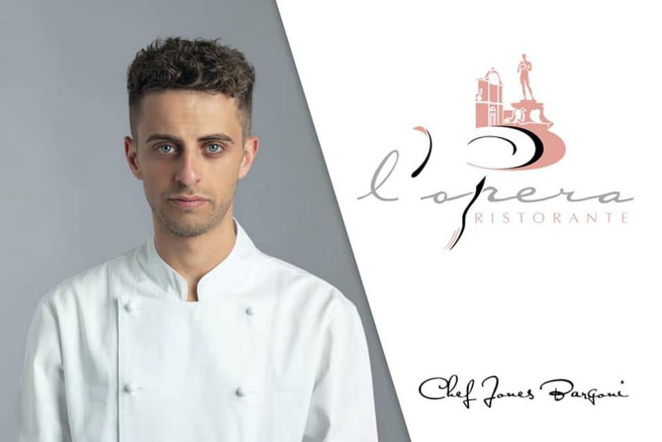 Ristorante L'Opera a L'Aquila, la transumanza nel piatto con Chef Jones Bargoni