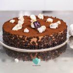 La torta al cioccolato, marquise e torrone di Ernst Knam per un Natale senza sprechi