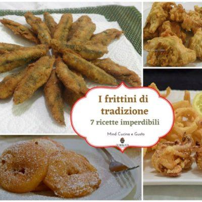 Frittini di tradizione, 7 ricette imperdibili facili e veloci